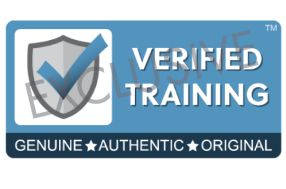 Verified Training Badge